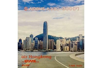 Air Hong Kong / DHL A330-300F B-LDO (1:400 scale)