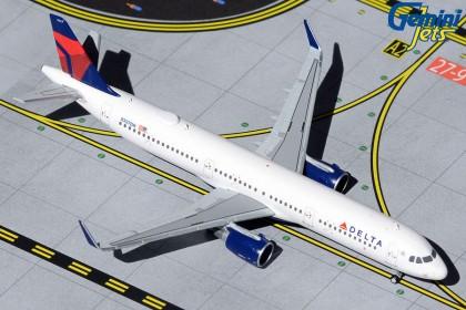 Delta Air Lines A321 N327DN (1:400 scale)