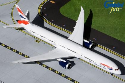 British Airways B787-10 G-ZBLA (1:200 scale)