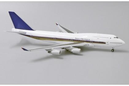 Ansett Australia Boeing 747-400 With Antenna 9V-SMT (1:400 scale)