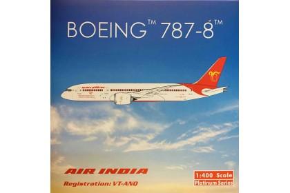 Air India B787-8 'Shri Guru Nanak Dev Ji – 550 Years Celebrations' livery VT-ANQ (1:400 scale)