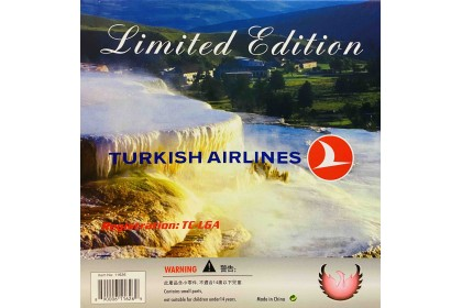 Turkish Airlines A350-900 TC-LGA (1:400 scale)