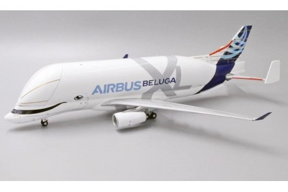 "[Preorder] Airbus Transport International Airbus A330-743L Beluga XL Reg: F-WBXL with stand ""Interactive Series""  (1:200 scale)"