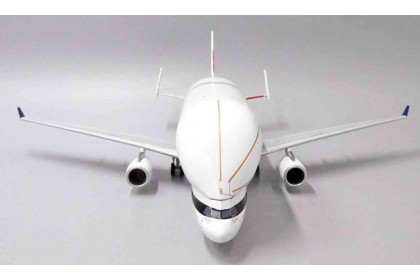 """Airbus Transport International Airbus A330-743L Beluga XL Reg: F-WBXL with stand """"Interactive Series""""  (1:200 scale)"""
