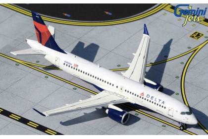 Delta Air Lines Airbus 220-300 N302DU (1:400 scale)