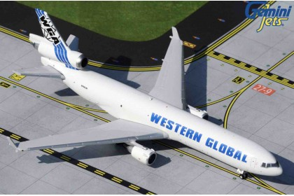 Western Global Airlines MD-11F N799JN (1:400 scale)