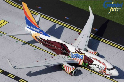 """Southwest Airlines B737-700 """"Illinois One"""" (1:200 scale)"""
