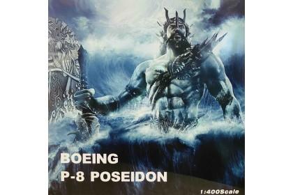 United States Navy Boeing P-8 Poseidon (1:400 scale)