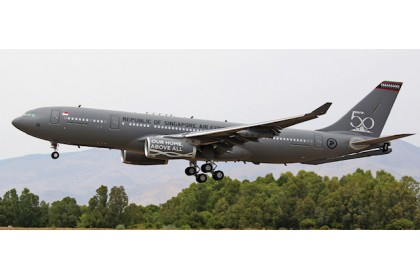 RSAF A330-234MRTT 761 (1:400 scale) Limited units