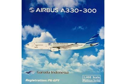Garuda Indonesia A330-300  PK-GPY (1:400 scale)