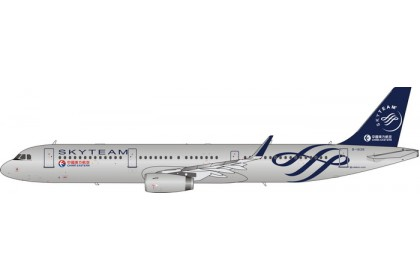 "China Eastern Airbus 321 ""Skyteam"" B-1838 (1:400 scale)"