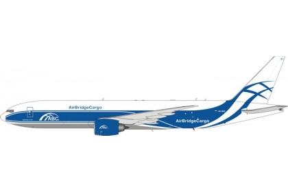 Air Bridge Cargo Boeing 777-200LRF VQ-BAO (1:400 scale)