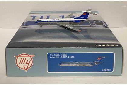 Aeroflot TU-134A CCCP-65655 (1:400 scale)
