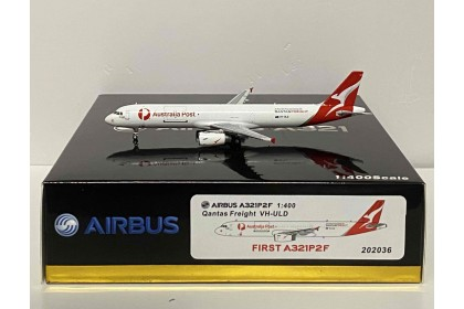 Freighters Australia A321-200 VH-ULD (1:400 scale)