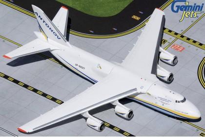 Antonov An-124-100M Ruslan UR-82027 (1:400 scale)