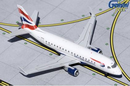 British Airways CityFlyer E170 G-LCYG (1:400 scale)