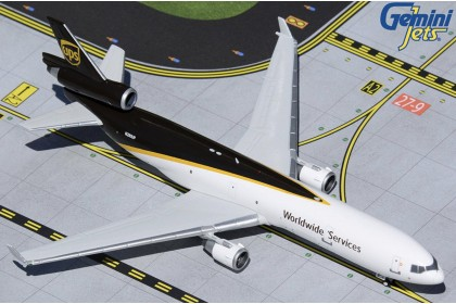 UPS Airlines MD-11F N281UP (1:400 scale)