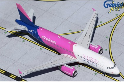 Wizz Air A320 HA-LWC (1:400 scale)