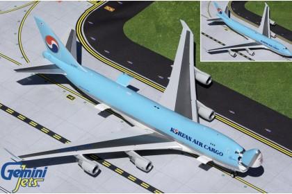 """Korean Air Cargo B747-400ERF HL7603 """"Interactive Series"""" (1:200 scale)"""