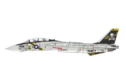 F-14A Tomcat U.S. NAVY VF-84 Jolly Rogers, 1979 (1:144 scale)