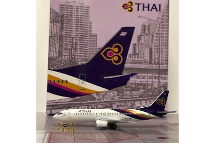 "Thai Airways Boeing 737-400 HS-TDH ""New Livery"" (1:400 scale)"