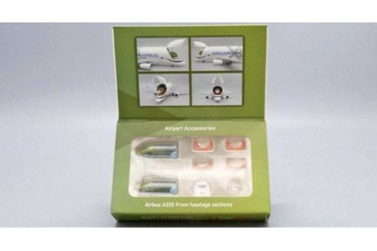 Airbus A320 Front Fuselage Sections Set (1:400 scale)