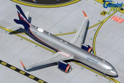 Aeroflot – Russian Airlines Airbus 321neo VP-BPP (1:400 scale)