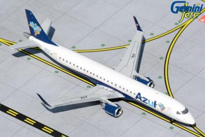Azul Linhas Aereas Brasileiras E195 PR-AUK (1:400 scale)