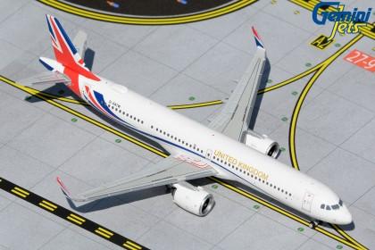 "Royal Air Force A321neo G-XATW ""United Kingdom"" (1:400 scale)"