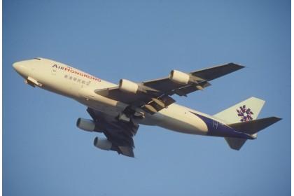 Air Hong Kong 香港華民航空 Boeing 747-200 B-HMF (1:400 scale)